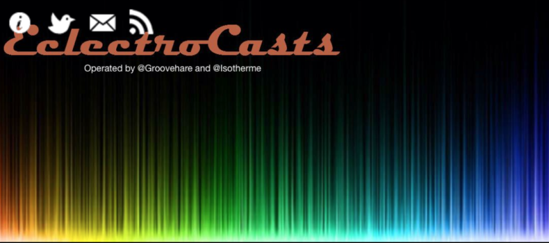 Interview + new track live at Eclectrocasts
